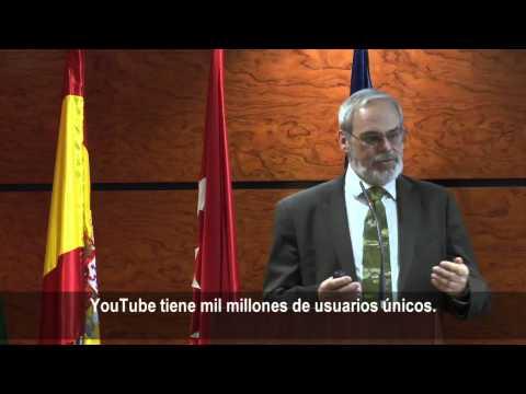 Conferencia del Profesor Eric Grimson en la Universidad Autónoma de Madrid