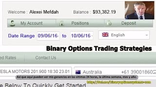 Binary Options Trading Strategies That Work 2017 - Best Binary Options Software 2017
