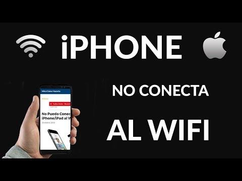 No Puedo Conectar iPhone/iPad al Wifi