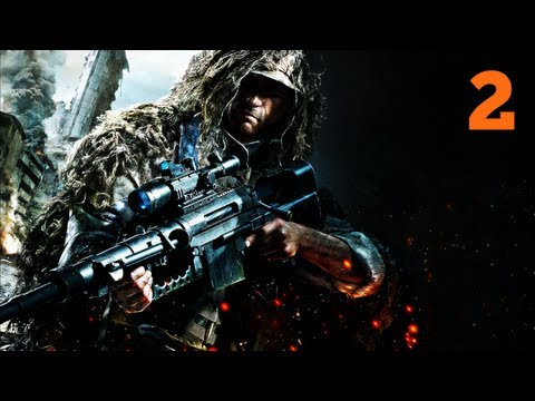 Sniper Ghost Warrior 2 - Launch Trailer