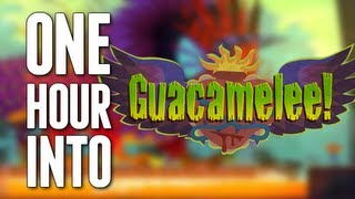 "One Hour Into ""Guacamelee! Gold Edition"" [PC]"