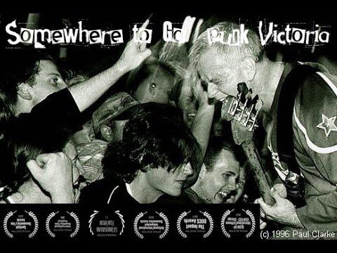 Somewhere to Go: Punk Victoria (full documentary) - YouTube