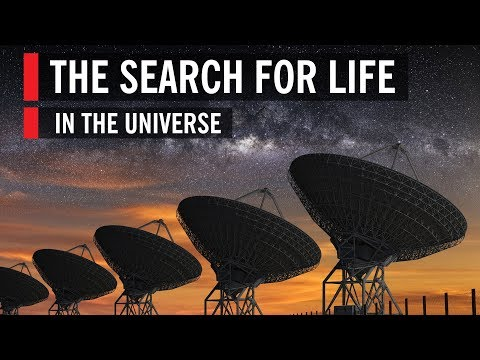 The Search for Life in the Universe