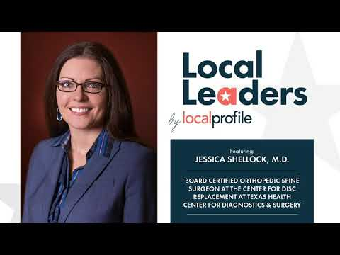 LOCAL LEADERS with JESSICA SHELLOCK