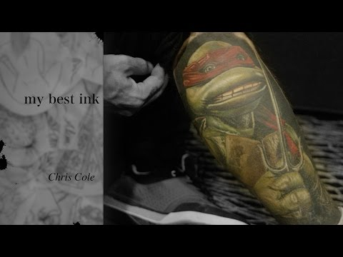 Chris Cole - My Best Ink