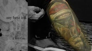 Chris Cole - My Best Ink