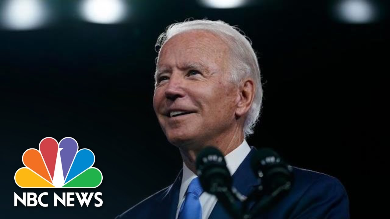 Joe Biden Delivers Remarks On Economy, Coronavirus | NBC News