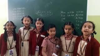 Kids Singing a Maths Song | Jyothi Music World | Jyothi Konduri