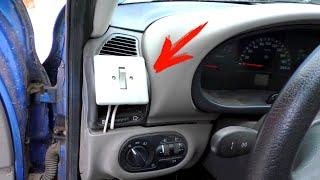 Парктроник Своими руками на АВТО за 500 рублей