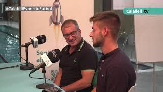 Calafell Esportiu 23/09/20. Tertúlia futbol #2: Entrevista CF Calafell