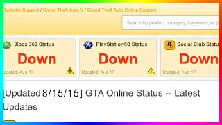 GTA Online Going OFFLINE! Huge GTA 5 Maintenance Planned & What This Could Mean! (GTA 5 Gameplay)