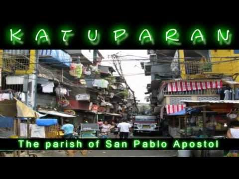 Why a new Catholic Church for the poor people ?  (Tondo - Manila - Philippines)