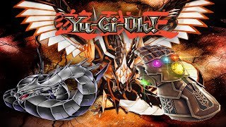 CYBER DRAGON INFINITY GAUNTLET!! | Yu-Gi-Oh! Dimension Duel (Roblox)