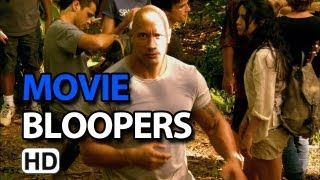 Journey 2: The Mysterious Island (2012) Bloopers Outtakes Gag Reel