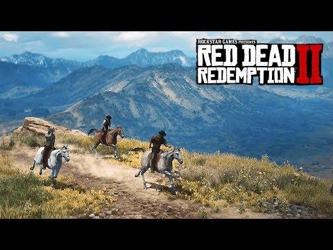 Red Dead Redemption 2 - HUGE LEAK! Secret RDR2 Content, GTA Online Crossover & Next Reveal Coming?!