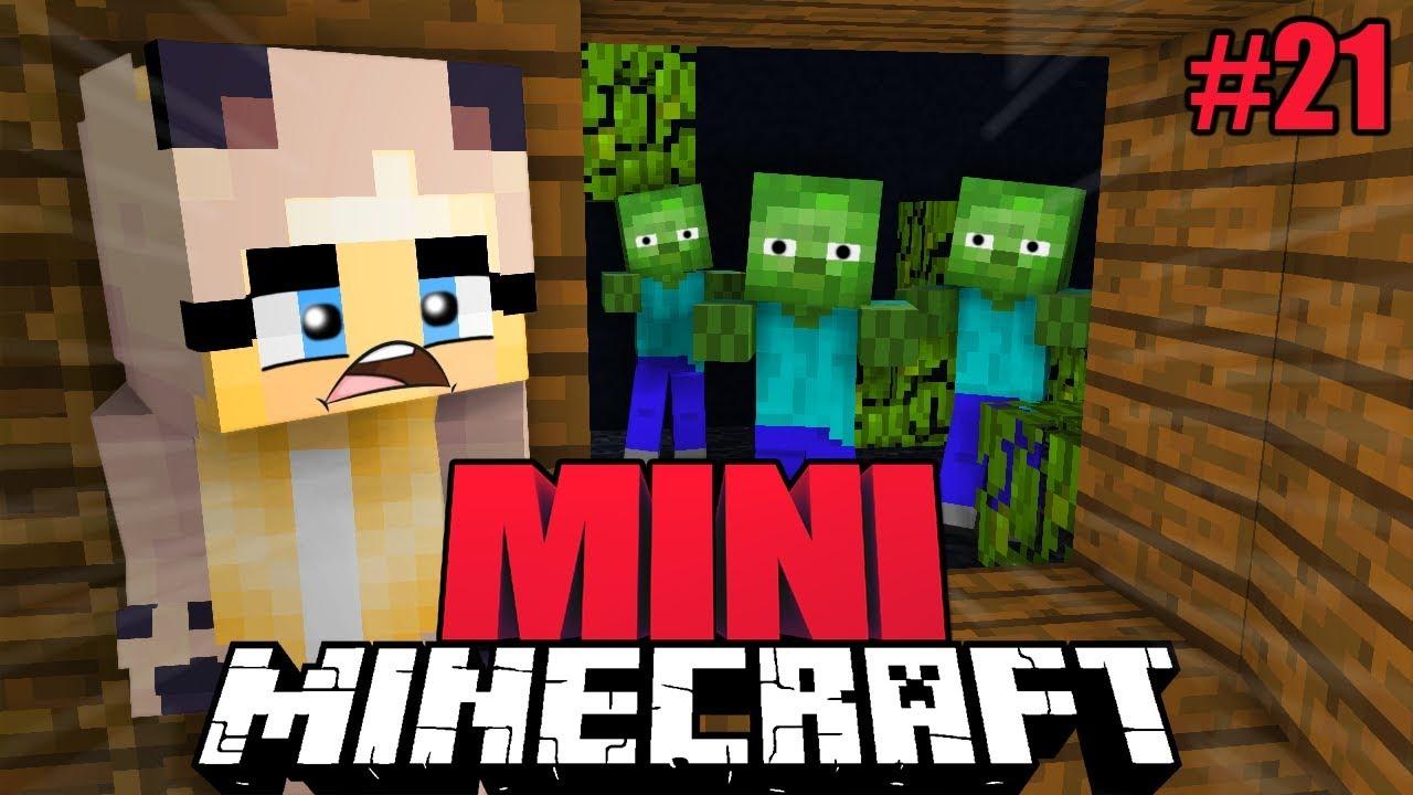 DAS GEHEIME  ZIMMER ✿ Minecraft MINI #21 [Deutsch/HD]
