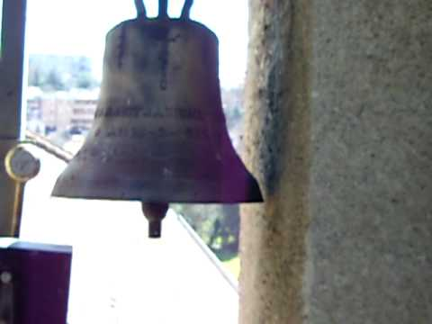 Campane Che Suonano.Campane Del Campanile Convento San Pasquale Benevento