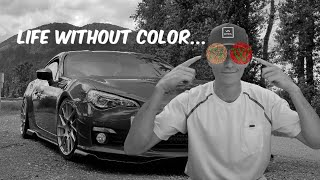 What It's ACTUALLY like being COLOR BLIND!