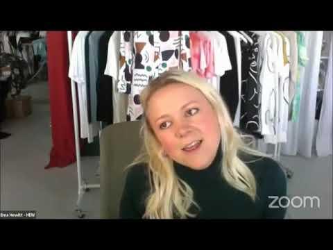 Fashion Revolution Week ~ Profile of Ema a Textile Designer