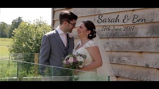 Brookfield Barn | Sarah and Ben - 17th June 2017