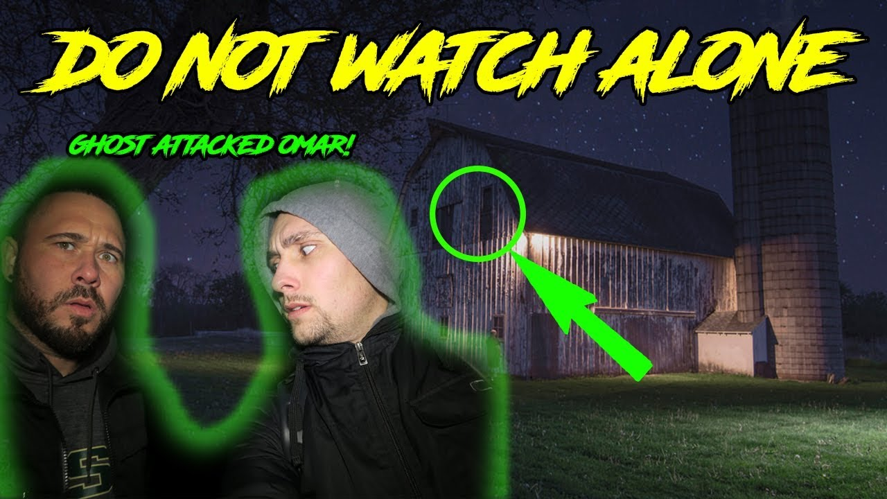 Ghost Appeared At The Haunted Honeycut Farm Youtube