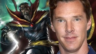Benedict Cumberbatch Officially Joins Doctor Strange