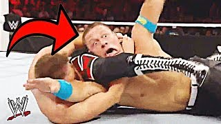 10 FUNNIEST Over Dramatic WWE Moments Part 2