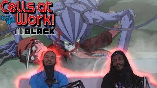 CELLS AT WORK CODE BLACK EPISODE 1 REACTION | THIS MF DYING!!