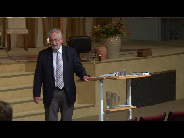 19 Juli 2019 Eftermiddagsmöte med Gunnar Bergling under Mirakelkonferensen 2019