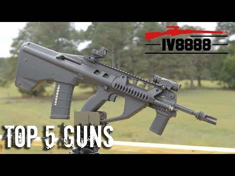 Top 5 Guns That Are Not ARs