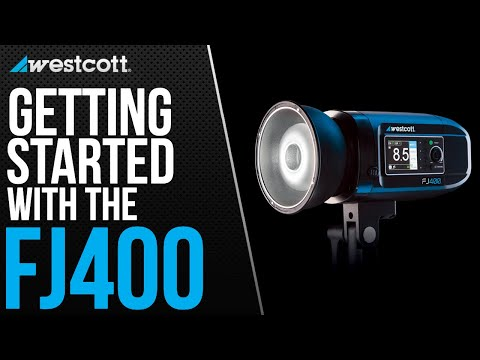 Getting Started With The Westcott FJ400 Strobe