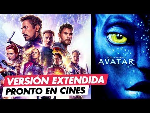 VERSIÓN EXTENDIDA de Avengers: Endgame saldrá pronto en cines   ¿Le ganará a Avatar?