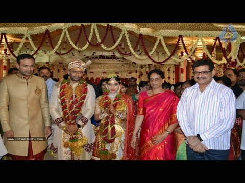 Sabitha Indra Reddy Son Wedding Photos - Unique Wedding Ideas
