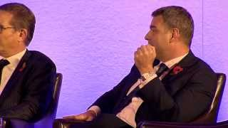 Richard Howson, group chief executive, Carillion - Construction News Summit 2015