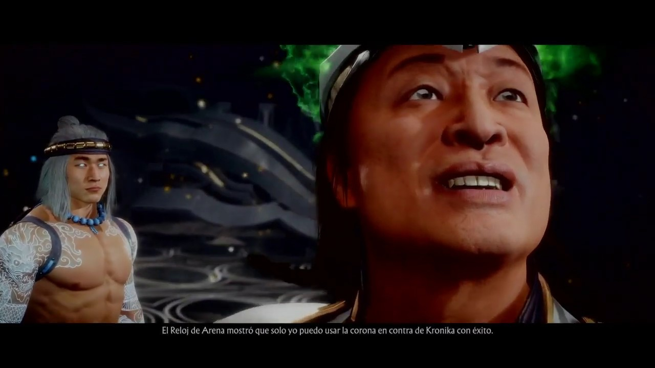 #MortalKombatAftermath #MK11 - MORTAL KOMBAT 11 - AFTERMATH - PARTE FINAL - MALO - ESPAÑOL LATINO