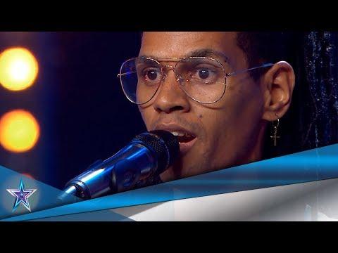 ¡SORPRESA! Jamás imaginarás qué estilo CANTA este CUBANO | Audiciones 8 | Got Talent España 5 (2019)