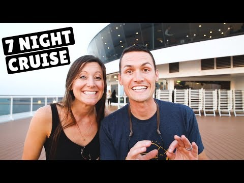 MIDDLE EAST CRUISE | MSC SPLENDIDA SHIP TOUR