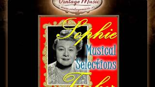 Sophie Tucker -- In the Good Old Summertime
