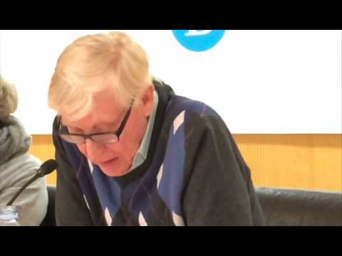 Keys to a present in crisis. Perry Anderson. Anti-systemic movements (BCN 19-12-2014)