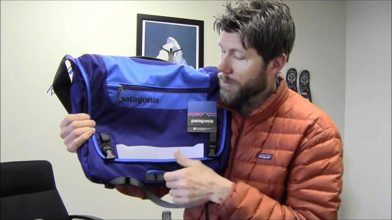 Patagonia Half Mass Bag - YouTube e9b242d914c07