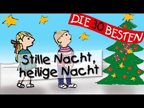 Stille Nacht, heilige Nacht - Die besten Weihnachts- und Winterlieder    Kinderlieder