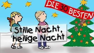 Stille Nacht, heilige Nacht - Die besten Weihnachts- und Winterlieder || Kinderlieder