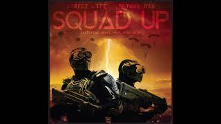 "STREET LIFE N METHOD MAN ""SQUAD UP"" FEATURING AND PRODUCED BY HAVOC OF MOBB DEEP"