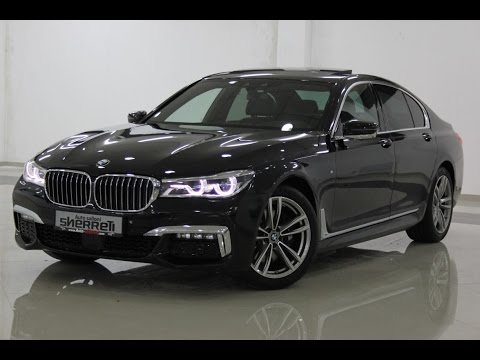 Bmw 730d M Sport 2017 Start Up In Depth Review Exterior Interior