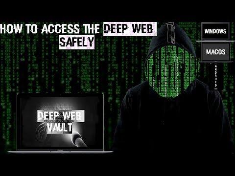 NOT OC] How to access the deep web safely by deep web vault : deepweb