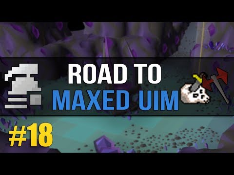 OSRS Ultimate Ironman (Road to Max) #18 - Slayer Grind Towards Bossing
