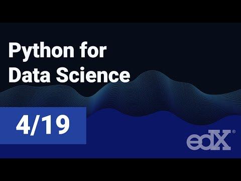 Python Basics for Data Science - Numpy 2D Arrays - YouTube