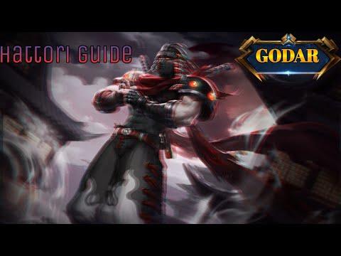 Гайд на Хаттори | Hattori gameplay+build | Heroes Evolved