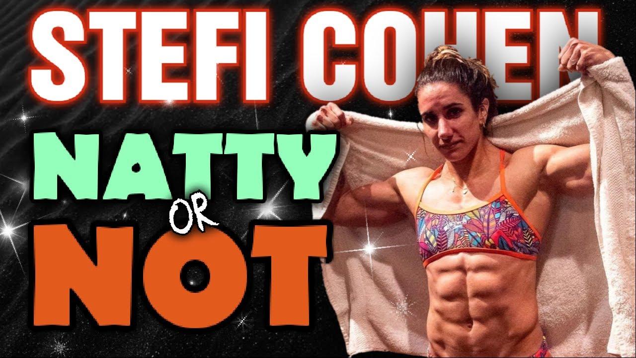 World Record Powerlifting Phenom || Stefi Cohen NATTY Or NOT!!!