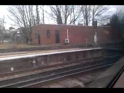 Brighton - Eastbourne: Class 171 Diesel Rail